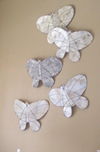 sculpture installation BruetonLA gallery