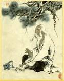 chuangzi. 4th cent. BC .China. mystic philosopher social reformer.