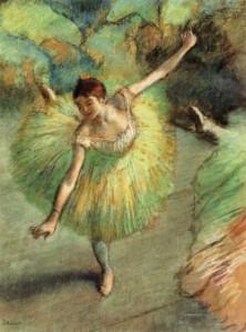 degas ballerina